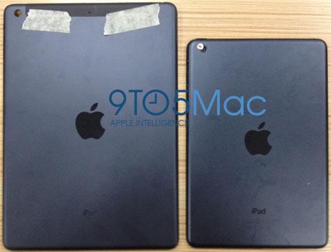 Carcasa del supuesto iPad 5