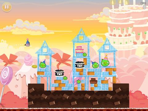 Rovio vuelve a poner en oferta sus juegos para iPad en iPaderos