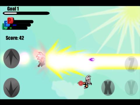 Dragon Sky Rush 2 Ninja B