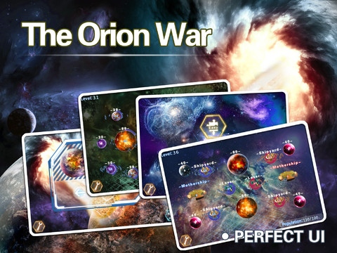 The Orion War-HD