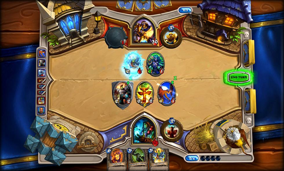 Blizzard prepara un juego de Warcraft para iPad