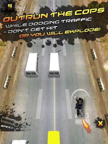 A Furious Outlaw Bike Racer- Fast Racing Nitro Game PRO HD