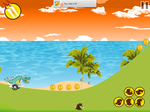 A Medieval Segway Surf Online HD Pro