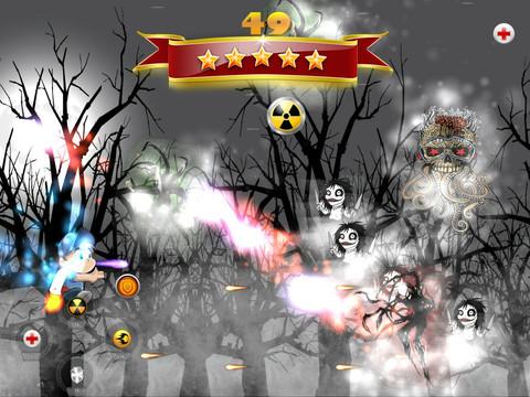 Armageddon - Ninja Versus Slenderman Pro