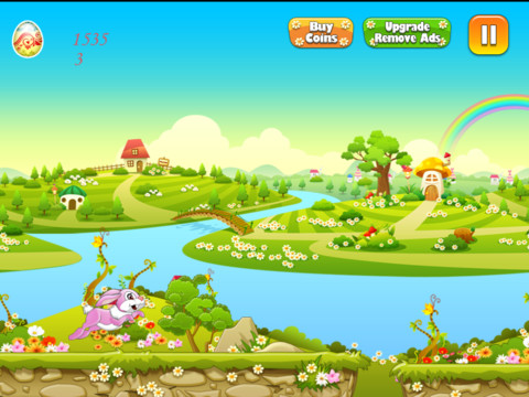 Easter Bunny Egg Hunt Run and Jump Collect them all PRO
