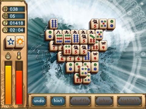 Mahjong Elements HD