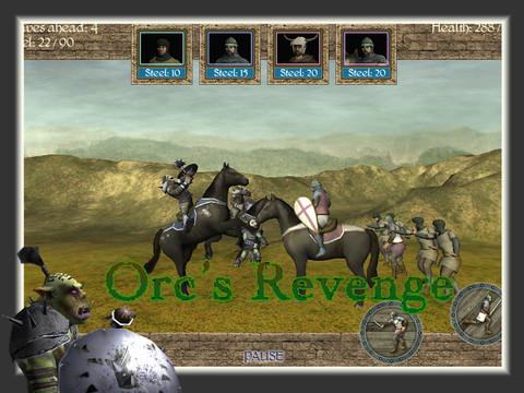 Orc's Revenge