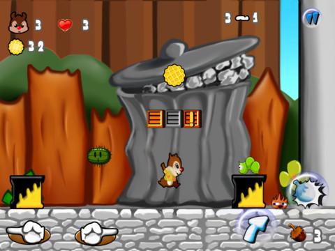 Super Squirrel Bros by Mario Casas Games Team