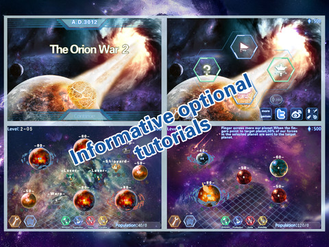 The Orion War 2-HD