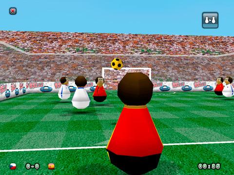 Touch Soccer 3D HD