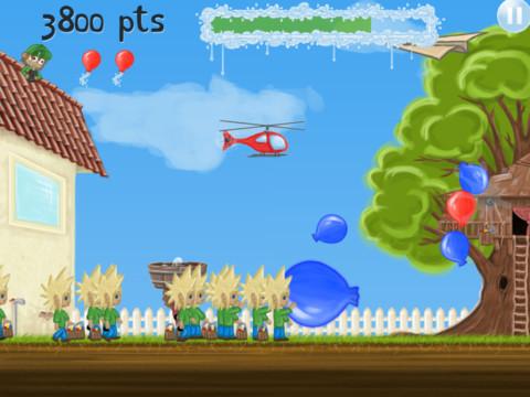 Water Balloon War