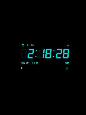 Alarm Night Clock : Music