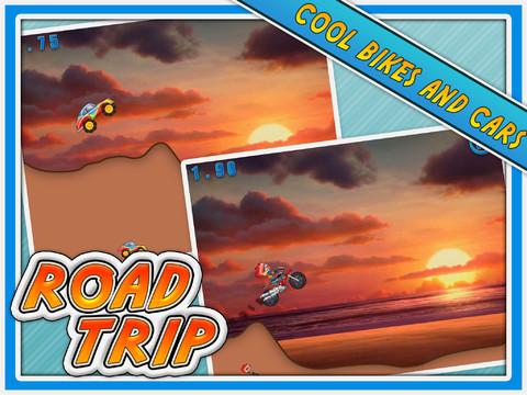 Amazing Road Trip Challenge