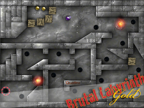 Brutal Labyrinth Gold