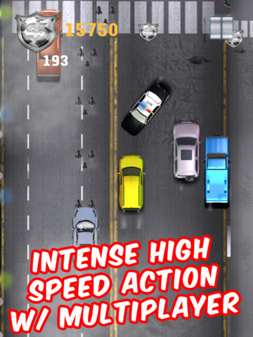 Cops Chase Highway Race Pro with Multiplayer