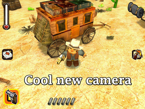 Cowboy Guns HD