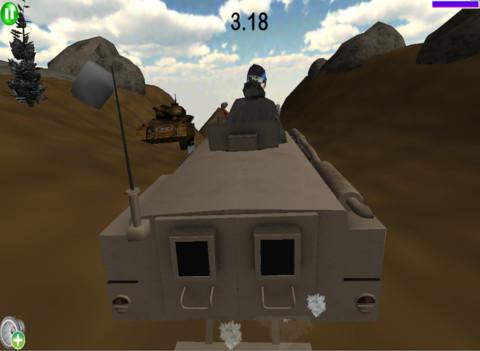 Iron Tank- War in the Desert