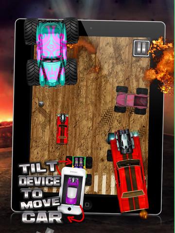 Monster Truck Fast And Furious Revenge PRO