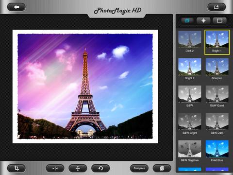 PhotoMagic HD for iPad