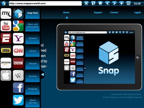 Snap Web Organizer