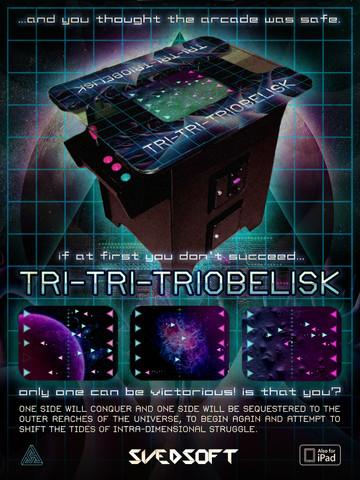TRI-TRI-TRIOBELISK