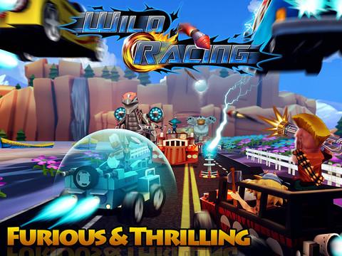 Wild Racing