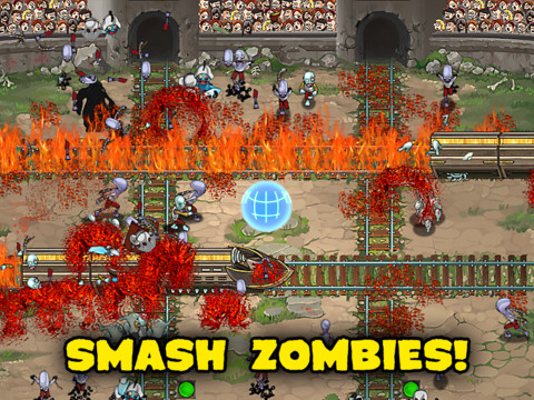 Zombies & Trains! HD