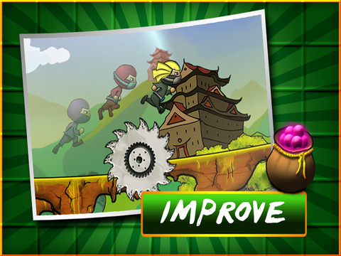 Action Adventure Ninja vs Mutant Dragon Skeleton Clan