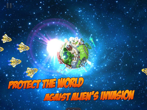 Advance Deep Space Hammer - Alien Invasion Pro