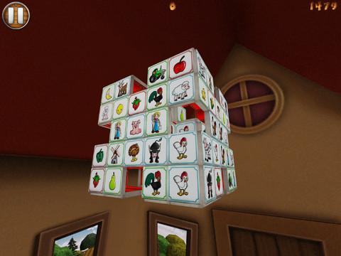 Barnyard Mahjong 2- Around the Farm