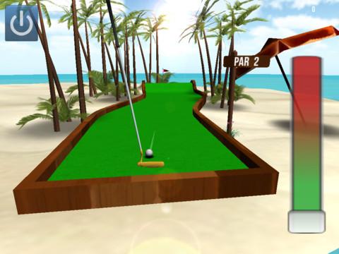 Beach Mini Golf