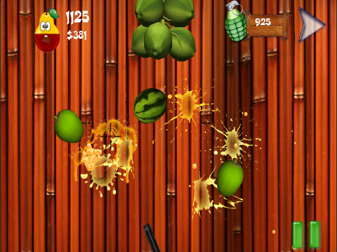 Combat Fruits