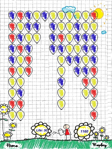 Doodle TapTap HD - Pop The Balloons