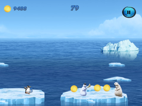 Mad Penguin Run