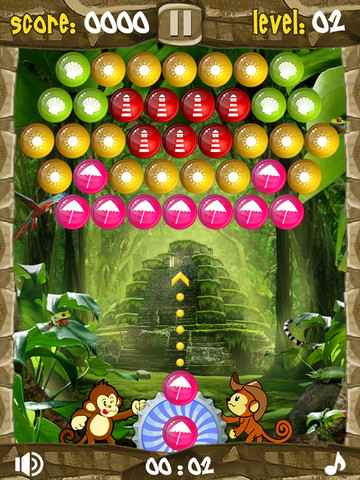 Monkey Mania - Jungle Island Blast With Super Baby Chimp