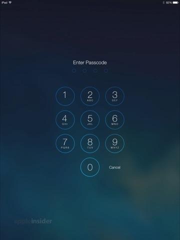 iOS 7 - Inicio