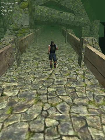 island run game