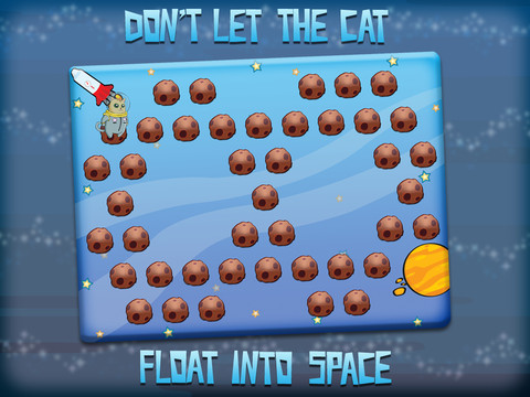 Astro Cat Jumping Space Game