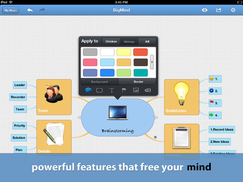 BigMind Pro - Mind Mapping