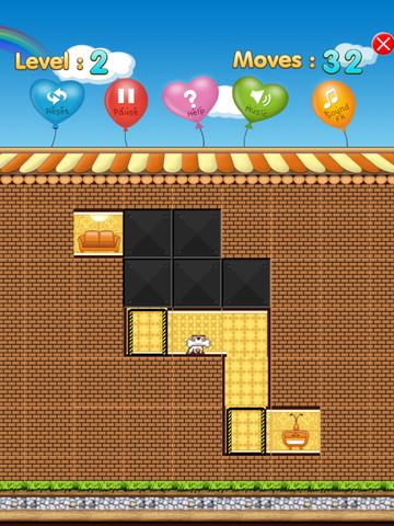 Dog City Maze Game