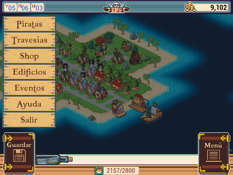 Epic Pirates Story