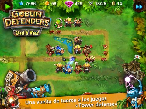 Goblin Defenders- Steel 'n' Wood