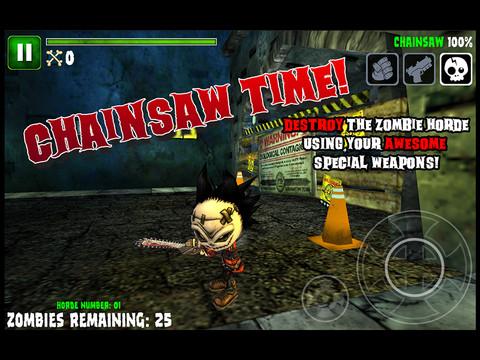 GraveStompers- No Ads! Zombie vs. Zombie