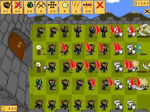Knights vs Knights HD
