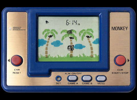 Monkey LCD