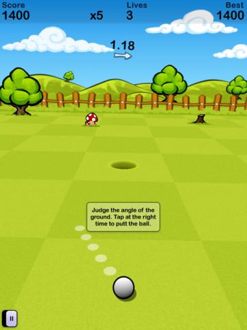 Putt Golf HD