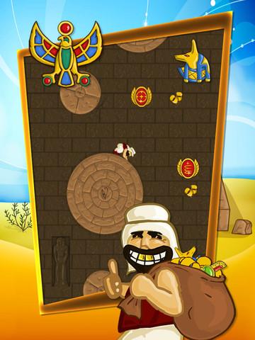 Pyramid Pillager - Egyptian Pharaoh