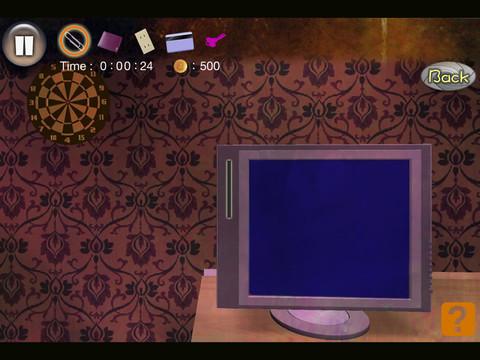 Room Escape - Detective Trace
