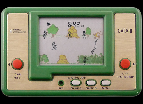 Safari LCD