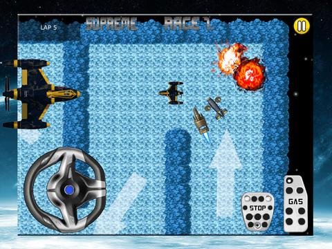 Space Devil Racer HD